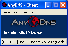 AnyDNS Client